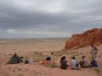 p1040782 - Pique-nique et camping sauvage dans le désert de Gobi, en compagnie des scorpions...