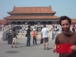 p1050328 - 23 Aout 2010 : Arrivée à Pékin grâce au Transmongolien, une page se tourne et une nouvelle étape commence : La Chine.