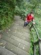 p1060957 - 30000 marches pour atteindre le sommet du Mont Emei, une des 4 montagnes sacrées du Bouddhisme en Chine.