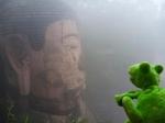 p1070172 - Guizmo est arrivé en Chine et prend la relève des aventures de Froggy !