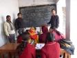 p1090105 - Janvier 2011, à Bodhgaya, ville de Bouddha, nous serons volontaires dans une école primaire