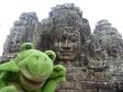 p1100361 - Guizmo au Temple d'Angkor