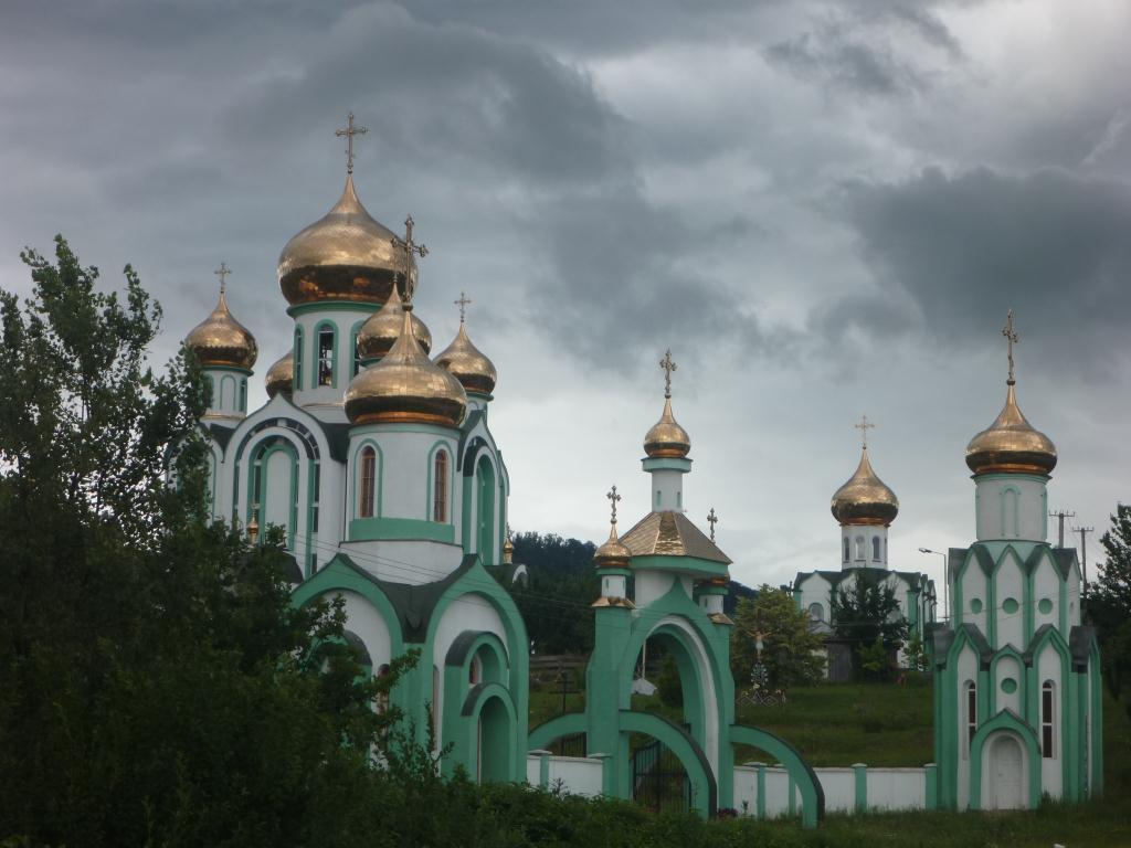 Eglise orthodoxe en Ukraine