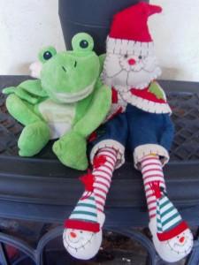 Guizmo et le père Noël australien