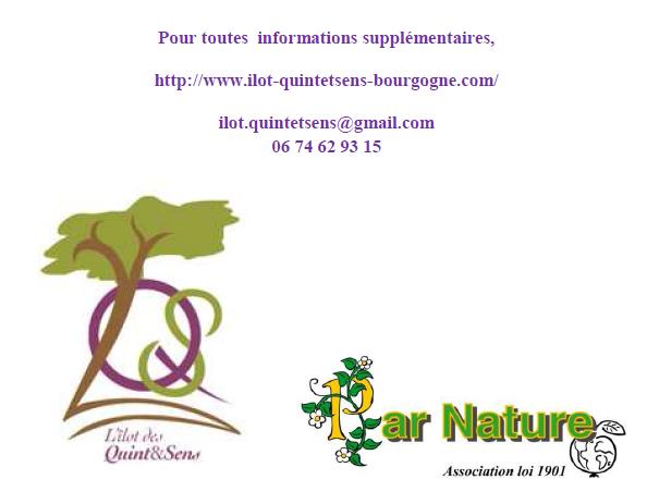 Fête permaculture dans un éco-lieu en Bourgogne