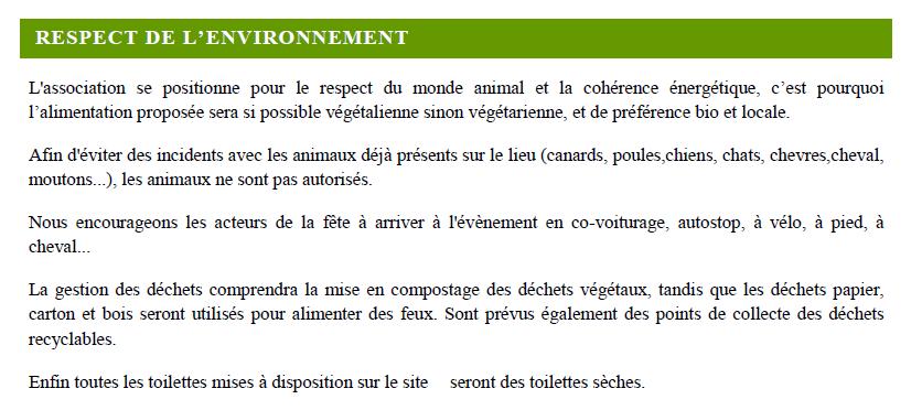 Programme fête permaculture  dans un éco-lieu en Bourgogne 5