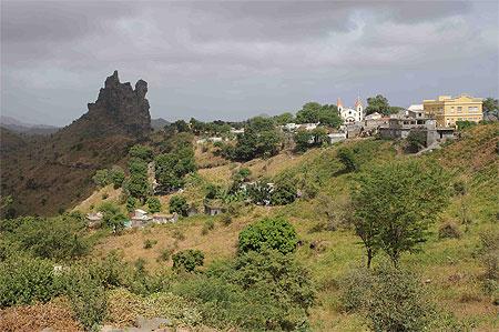 église au Cap Vert