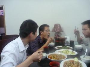 Restaurant en Chine