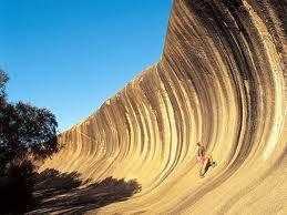 La wave rock que je n'ai pas vue